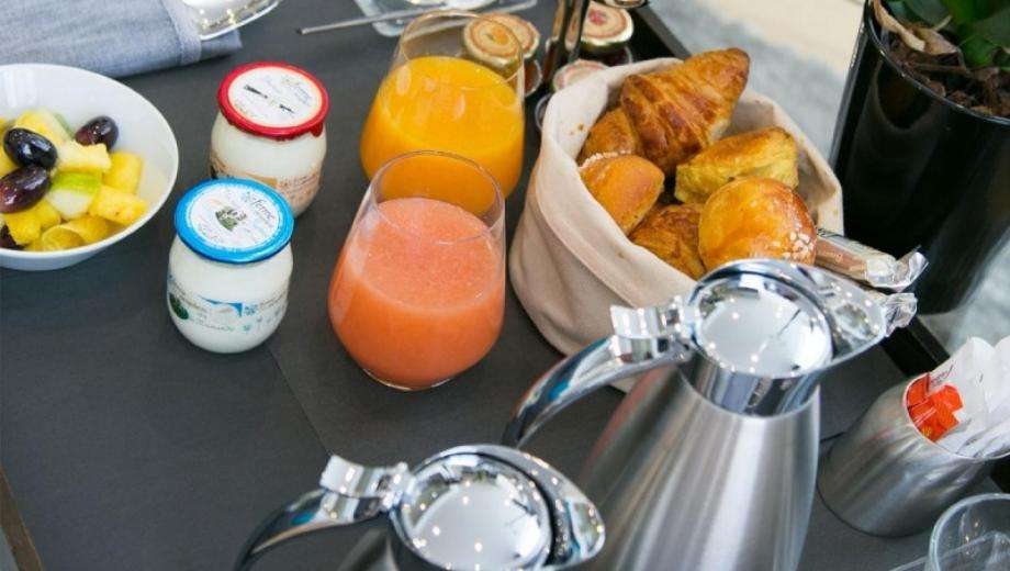 Your gourmet breakfast at L'Empire Paris