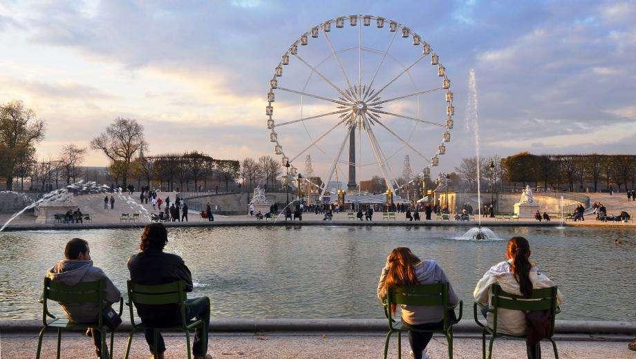 Moments gourmands et festifs au Jardin des Tuileries