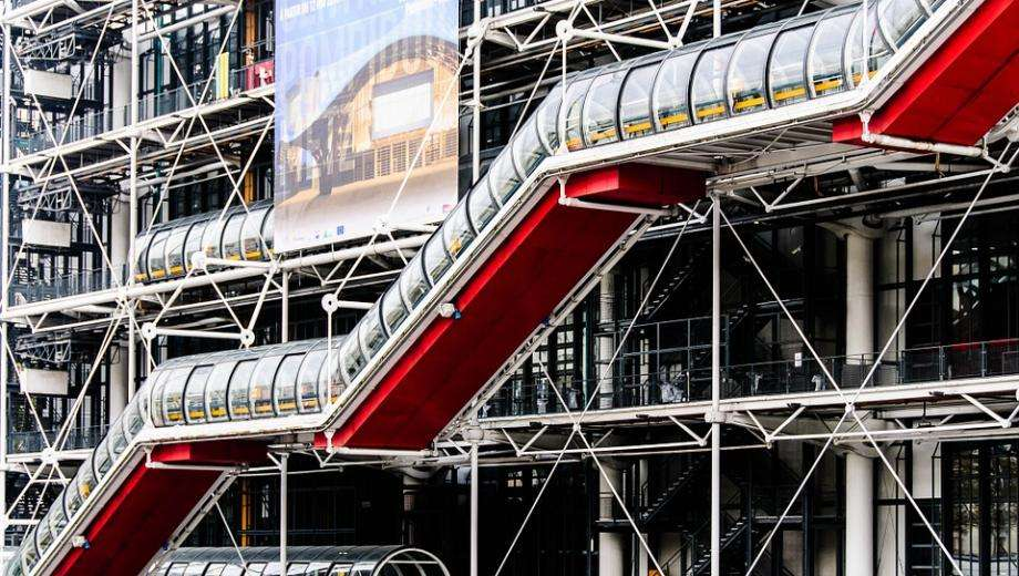Pompidou Center, modern and contemporary art