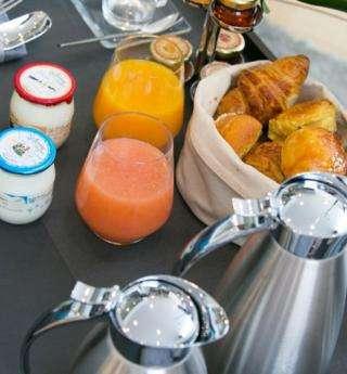 Votre petit déjeuner gourmand à l'Empire Paris