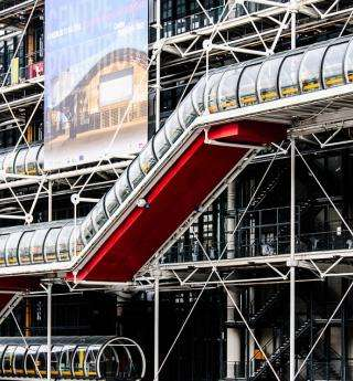 Pompidou Center, modern and contemporary art