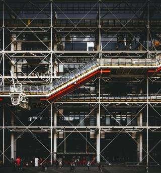 Les dernières tendances parisiennes: Vasarely, Galeries Lafayette, Spa…